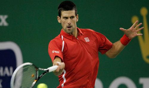 Djokovic - Ferrer: Sức mạnh khó cưỡng  (TK Thượng Hải Masters) - 1