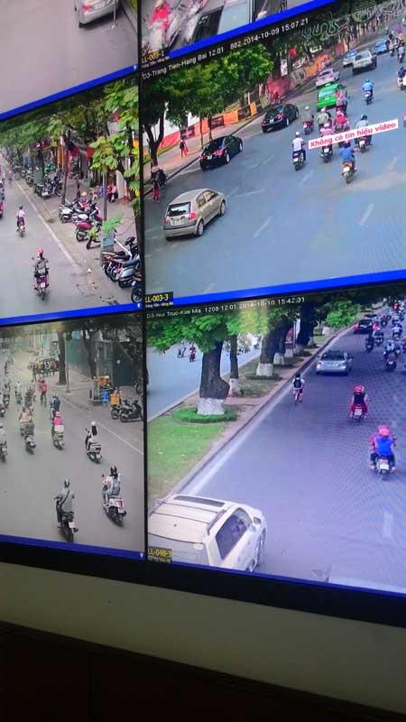 HN chạy thử hệ thống giám sát phạt nguội giao thông - 3