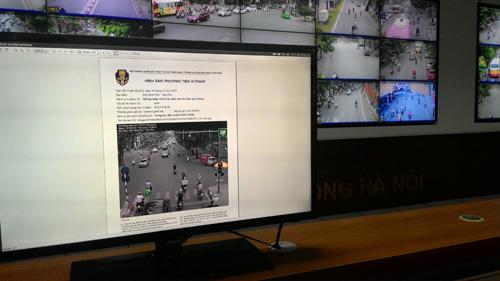 HN chạy thử hệ thống giám sát phạt nguội giao thông - 4