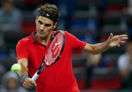 Federer – Benneteau: Kinh nghiệm lên tiếng (TK Thượng Hải Masters) - 1