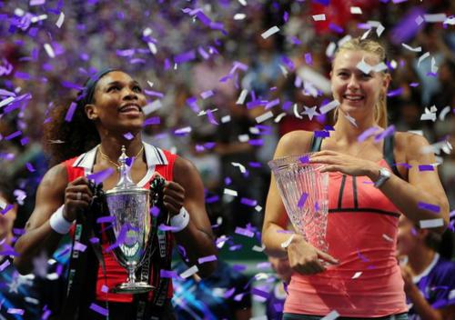 """10 điều cần biết về """"nữ hoàng"""" Sharapova - 1"""