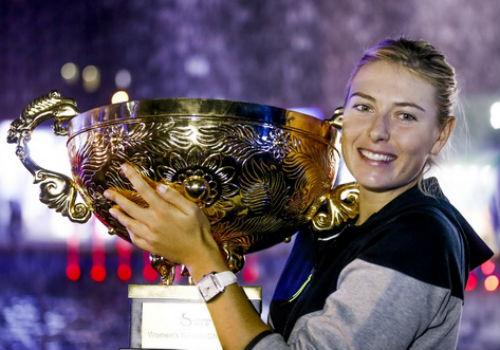 """10 điều cần biết về """"nữ hoàng"""" Sharapova - 4"""