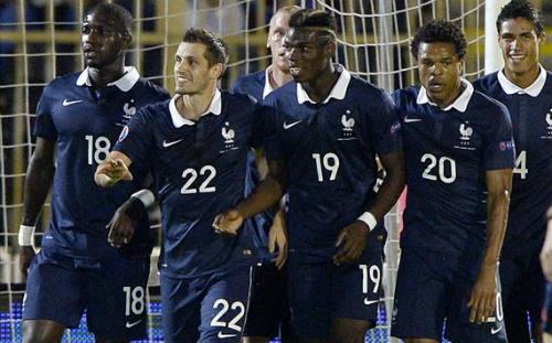 Pháp - BĐN: Khi Ronaldo được giảm gánh nặng - 2