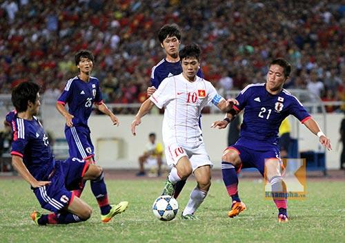 U19 Việt Nam – U19 Nhật Bản: Lần thứ 4 chông gai - 2