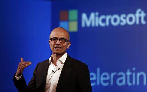 CEO Microsoft cho rằng phụ nữ không nên đòi tăng lương - 1
