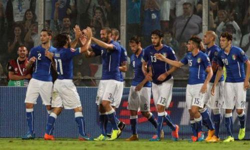 Italia - Azerbaijan: Tội đồ và người hùng - 1
