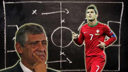 Pháp - BĐN: Khi Ronaldo được giảm gánh nặng - 1