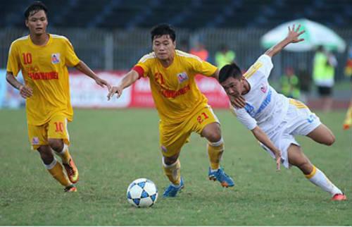 VCK U21: Hà Nội T&T vào chung kết gặp lại SL Nghệ An - 1