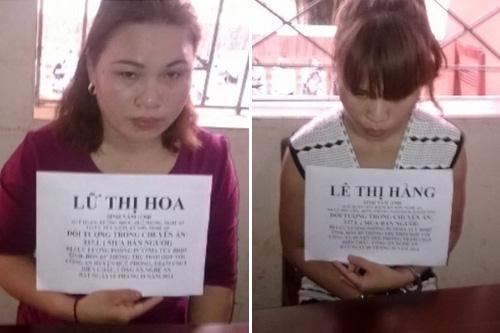 Bắt 2 đối tượng buôn người, giải cứu 3 thôn nữ - 1