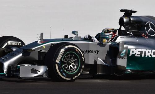 F1, Chạy thử Russian GP: Hamilton khởi đầu thuận lợi - 1