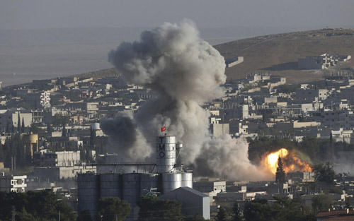LHQ: 12.700 người Kobani sẽ bị thảm sát trong tay IS - 3