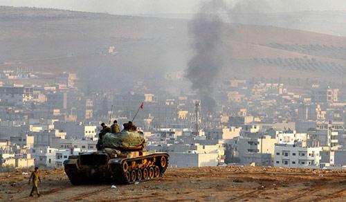 LHQ: 12.700 người Kobani sẽ bị thảm sát trong tay IS - 1