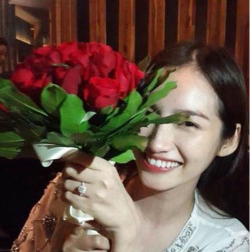 5 màn cầu hôn đặc sắc nhất làng mẫu Việt năm 2014 - 3