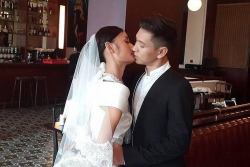 5 màn cầu hôn đặc sắc nhất làng mẫu Việt năm 2014 - 10