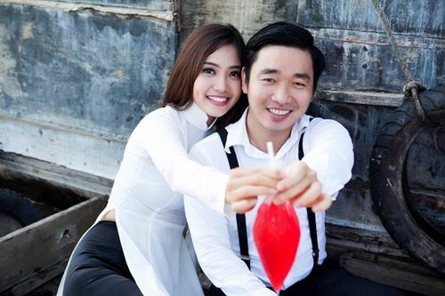5 màn cầu hôn đặc sắc nhất làng mẫu Việt năm 2014 - 8