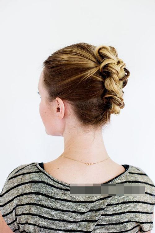 Mách nước tóc tết duyên dáng dịp cuối tuần cho chị em - 13