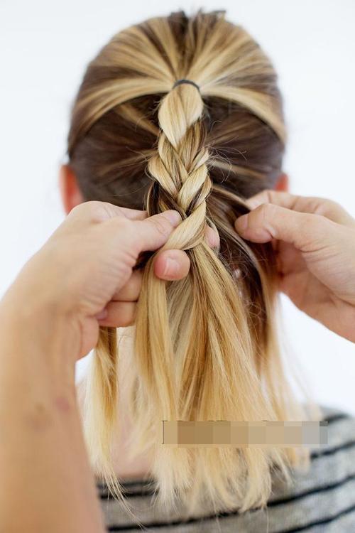 Mách nước tóc tết duyên dáng dịp cuối tuần cho chị em - 6