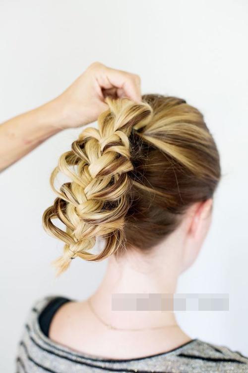 Mách nước tóc tết duyên dáng dịp cuối tuần cho chị em - 10