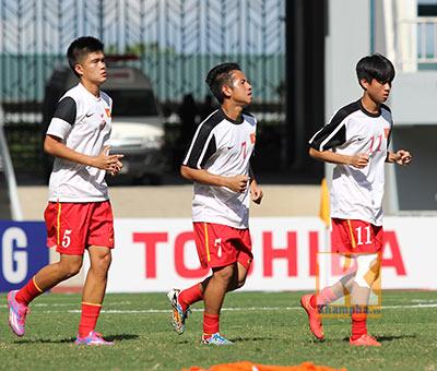 TRỰC TIẾP U19 Việt Nam - U19 Nhật Bản: Tiếc nuối (KT) - 8