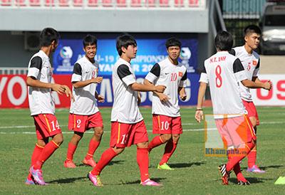 TRỰC TIẾP U19 Việt Nam - U19 Nhật Bản: Tiếc nuối (KT) - 10