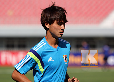 TRỰC TIẾP U19 Việt Nam - U19 Nhật Bản: Tiếc nuối (KT) - 11
