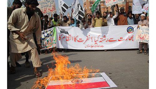 Thảm họa giẫm đạp ở Pakistan, 49 người thương vong - 1