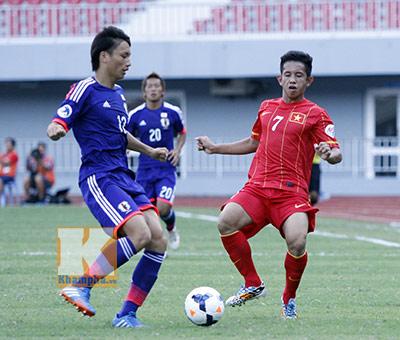 TRỰC TIẾP U19 Việt Nam - U19 Nhật Bản: Tiếc nuối (KT) - 14