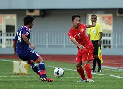 TRỰC TIẾP U19 Việt Nam - U19 Nhật Bản: Tiếc nuối (KT) - 16