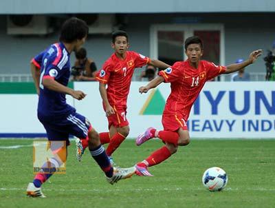 TRỰC TIẾP U19 Việt Nam - U19 Nhật Bản: Tiếc nuối (KT) - 17