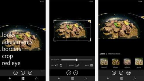 Chỉnh sửa ảnh nhanh và miễn phí trên Windows Phone - 1
