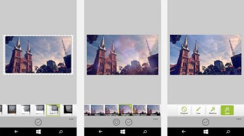 Chỉnh sửa ảnh nhanh và miễn phí trên Windows Phone - 2