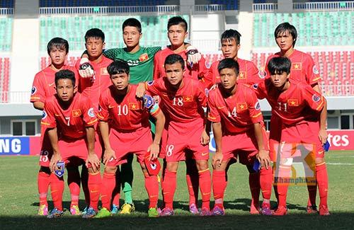 U19 Việt Nam: Cống hiến đến những giây cuối cùng - 1