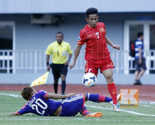U19 Việt Nam: Cống hiến đến những giây cuối cùng - 2