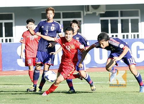U19 Việt Nam: Cống hiến đến những giây cuối cùng - 5