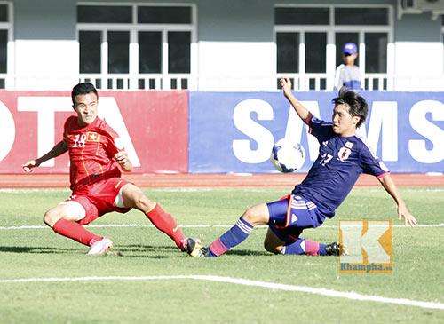 U19 Việt Nam: Cống hiến đến những giây cuối cùng - 6