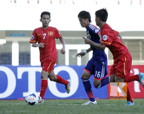 U19 Việt Nam: Cống hiến đến những giây cuối cùng - 8