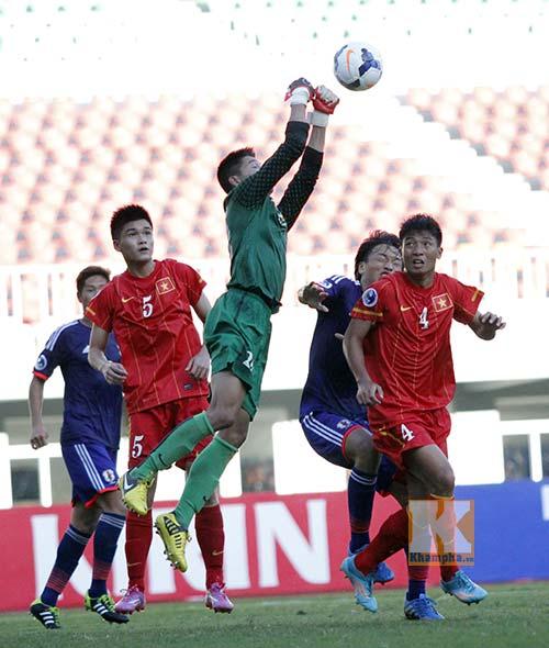 U19 Việt Nam: Cống hiến đến những giây cuối cùng - 10