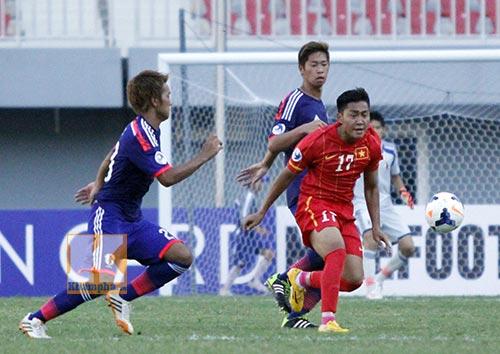 U19 Việt Nam: Cống hiến đến những giây cuối cùng - 11
