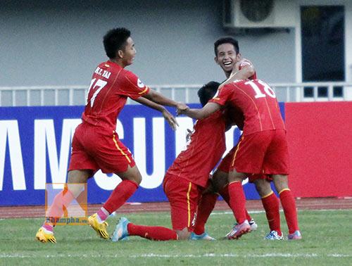 U19 Việt Nam: Cống hiến đến những giây cuối cùng - 12