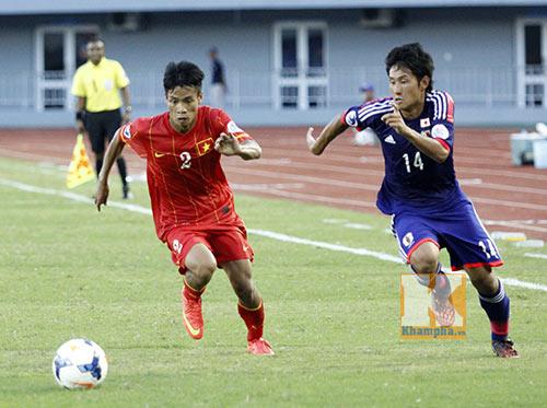 U19 Việt Nam: Cống hiến đến những giây cuối cùng - 13