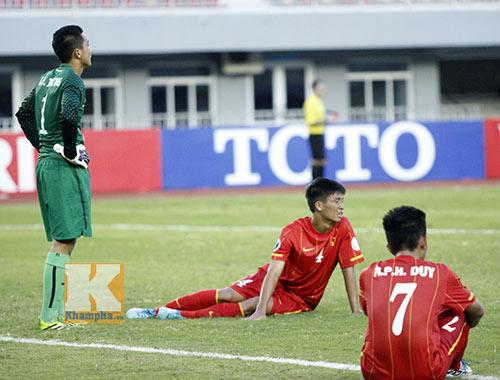 U19 Việt Nam: Cống hiến đến những giây cuối cùng - 14