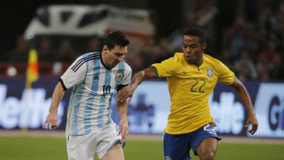 TRỰC TIẾP Brazil - Argentina: Đòn trừng phạt (KT) - 4