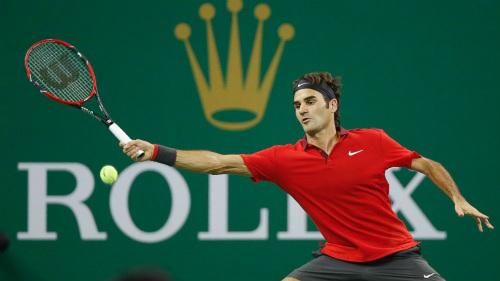 Federer tự tin lần đầu vô địch Thượng Hải Masters - 1
