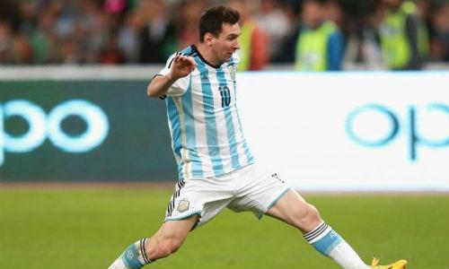 Argentina thua trận, Messi tự nhận trách nhiệm - 1