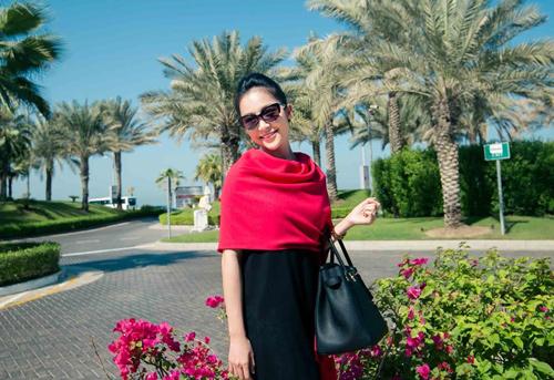 Thủy Tiên, Noo Phước Thịnh thích thú du ngoạn Dubai - 7
