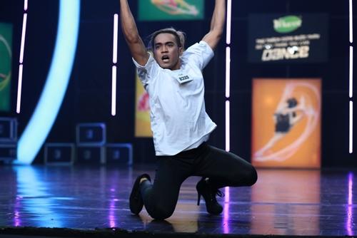 ST của nhóm 365 bất ngờ bị loại khỏi cuộc thi nhảy - 5