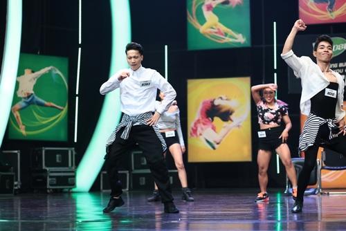 ST của nhóm 365 bất ngờ bị loại khỏi cuộc thi nhảy - 1