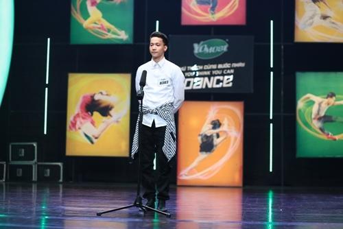 ST của nhóm 365 bất ngờ bị loại khỏi cuộc thi nhảy - 2