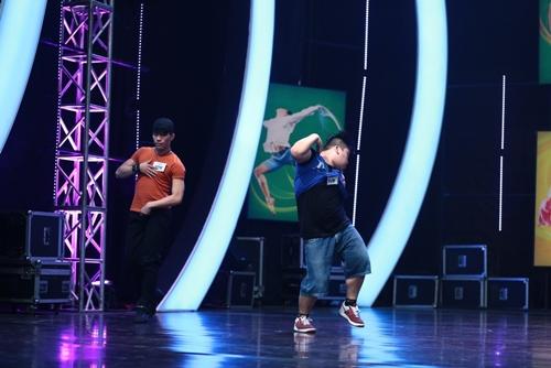 ST của nhóm 365 bất ngờ bị loại khỏi cuộc thi nhảy - 6