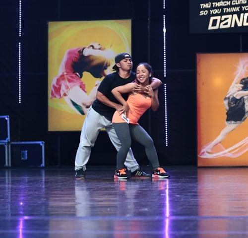 ST của nhóm 365 bất ngờ bị loại khỏi cuộc thi nhảy - 8